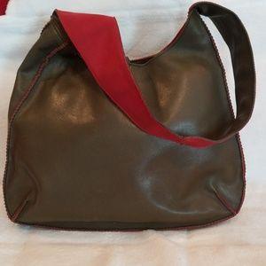 Wilson's Vintage Hobo Bag